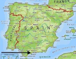 Hvor Spanien Huset